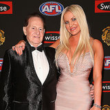 Brynne and Geoffrey Edelsten Split