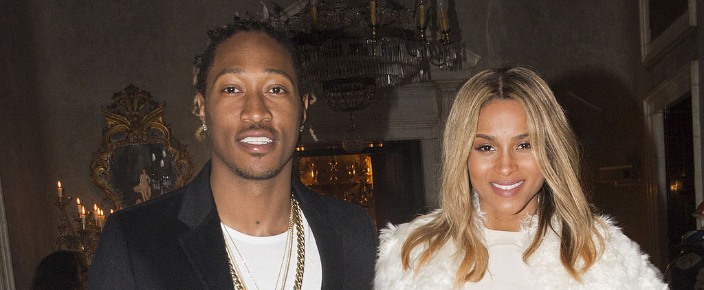 Ciara and Future Are Expecting — See Her Bump!
