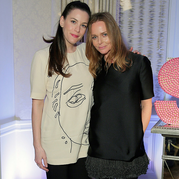 The Stars Showed Face at Stella McCartney's Pre-Fall Party