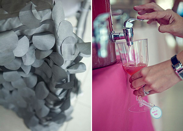 Have a user-friendly drinking station. Photos by Serendipity Studios