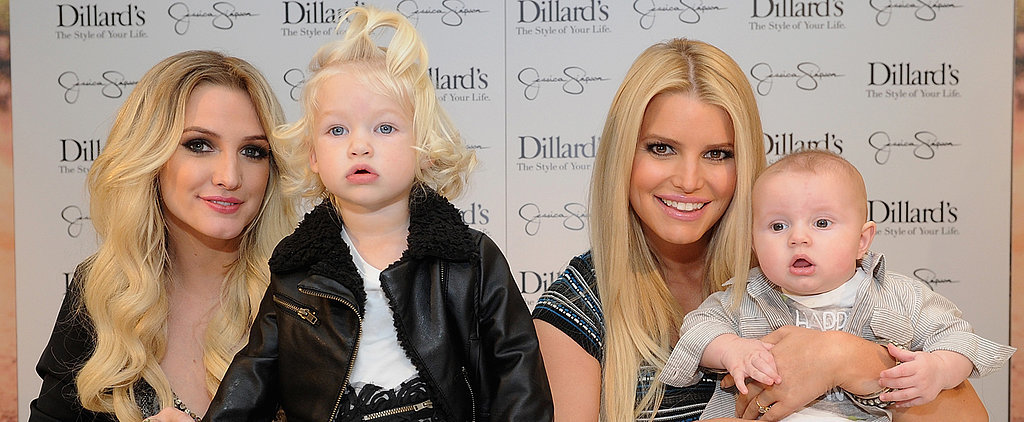 Jessica Simpson's Sweet Family Photos Will Brighten Your Day