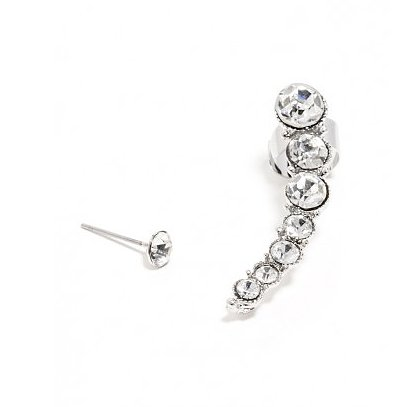 BaubleBar Crystal Orion Ear Cuff ($28)