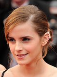 Emma Watson brought out some ear-cuff bling for the Bling Ring premiere.