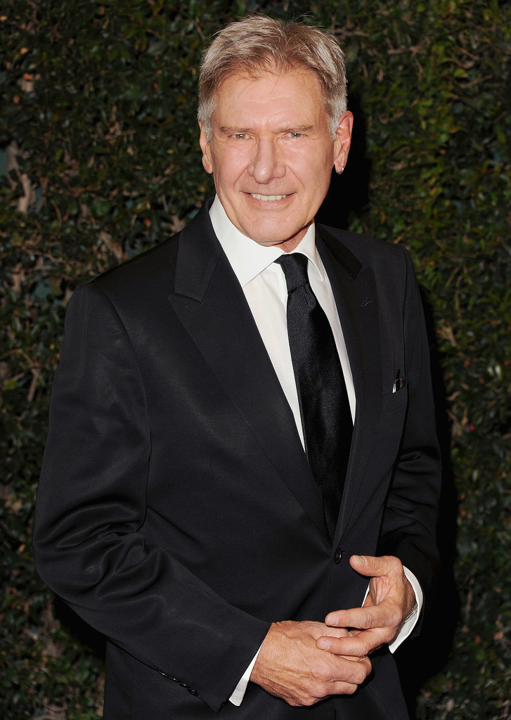 Harrison Ford joined The Age of Adaline, a romantic drama starring Blake Lively as a woman who stops aging. Ellen Burstyn is also starring.