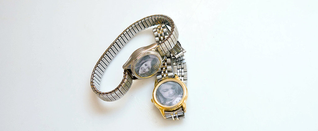 Time For a Change: Turn Old Watches Into Picture Bracelets