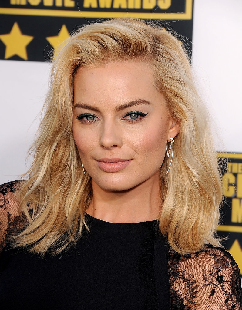 Margot Robbie Is Ready to Support Her Leading Man