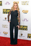 Margot Robbie at the Critics' Choice Awards 2014