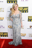 Abigail Breslin at the Critics' Choice Awards 2014