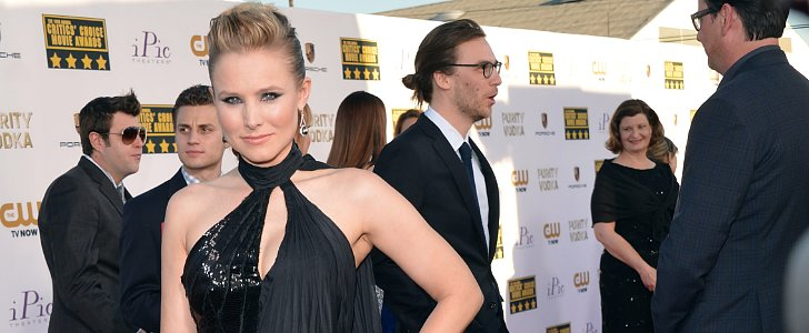 Kristen Bell's Dress Is Anything But Predictable — Does It Work?