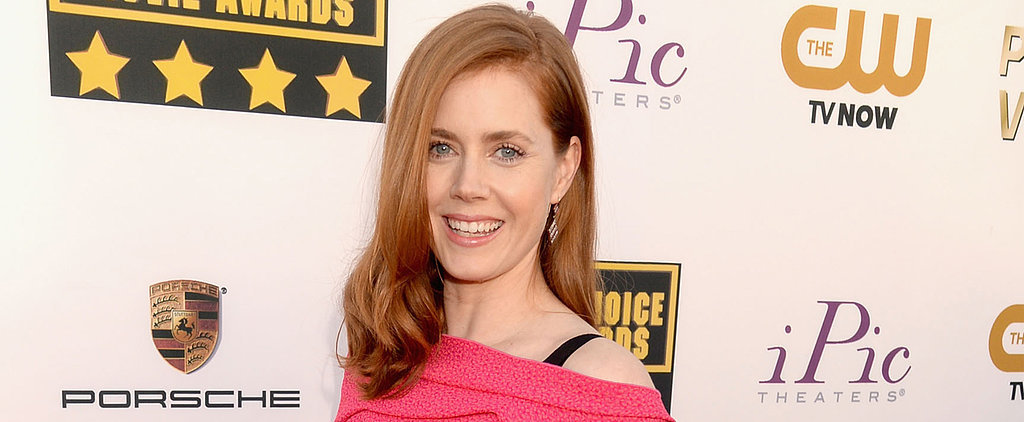 Are You Surprised That Amy Adams Went So Bare For an Award Show?