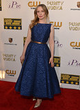Julie Delpy at the Critics' Choice Awards 2014