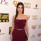 Sandra Bullock's Dress at Critics' Choice Awards 2014