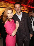 Amy Adams and Bradley Cooper looked stunning.