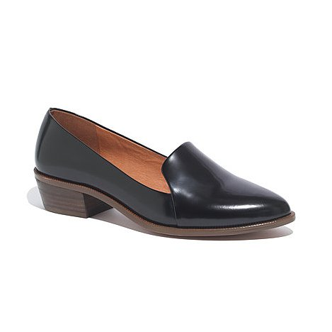 Madewell Stacked Heel Loafer ($160, originally $178)