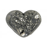 A great gift for your design-savvy friend, this pyrite heart ($52) makes a stylish desk accessory.