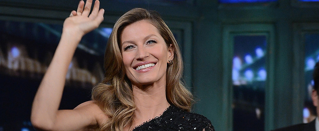 You Might Be Surprised at What Gisele Bündchen Lives Without