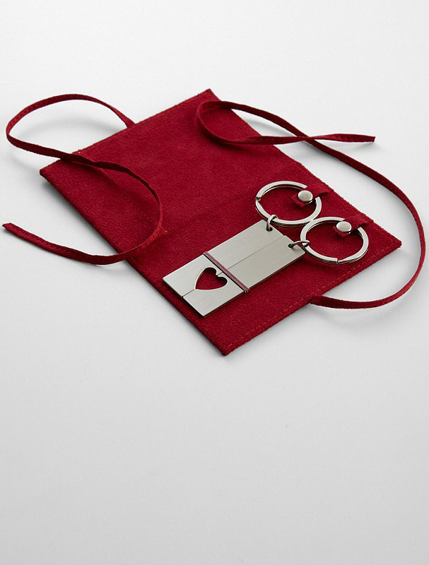 Romantic Yet Practical Key Chains