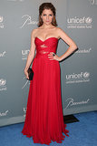 Anna Kendrick's ethereal Reem Acra creation was ideal for the 2014 UNICEF ball. Where to Wear: A glamorous dinner cruise.