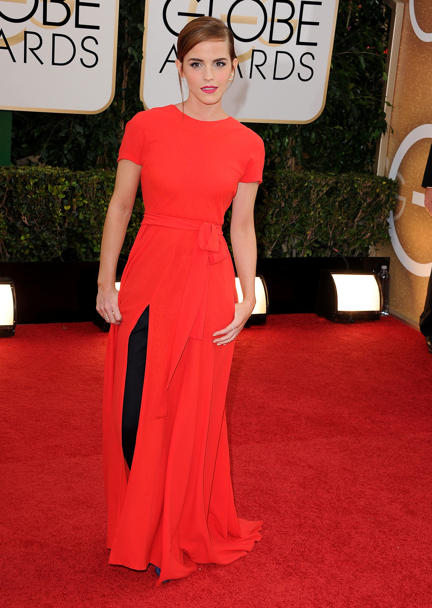 One of our favorite looks from this year's Golden Globe