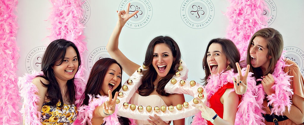 Award-Worthy Bridal Shower Ideas For a Movie Star Bride