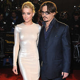 "Johnny Depp Will Officially Say ""I Do"" to Amber Heard's Sexy Style"