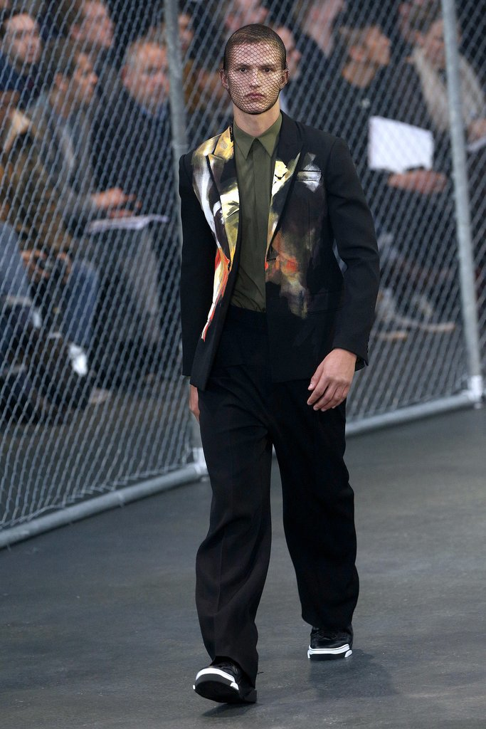 Givenchy Men's Fall 2014