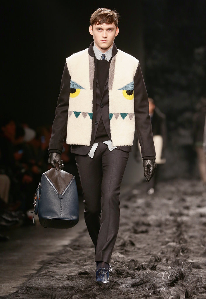 Fendi Men's Fall 2014