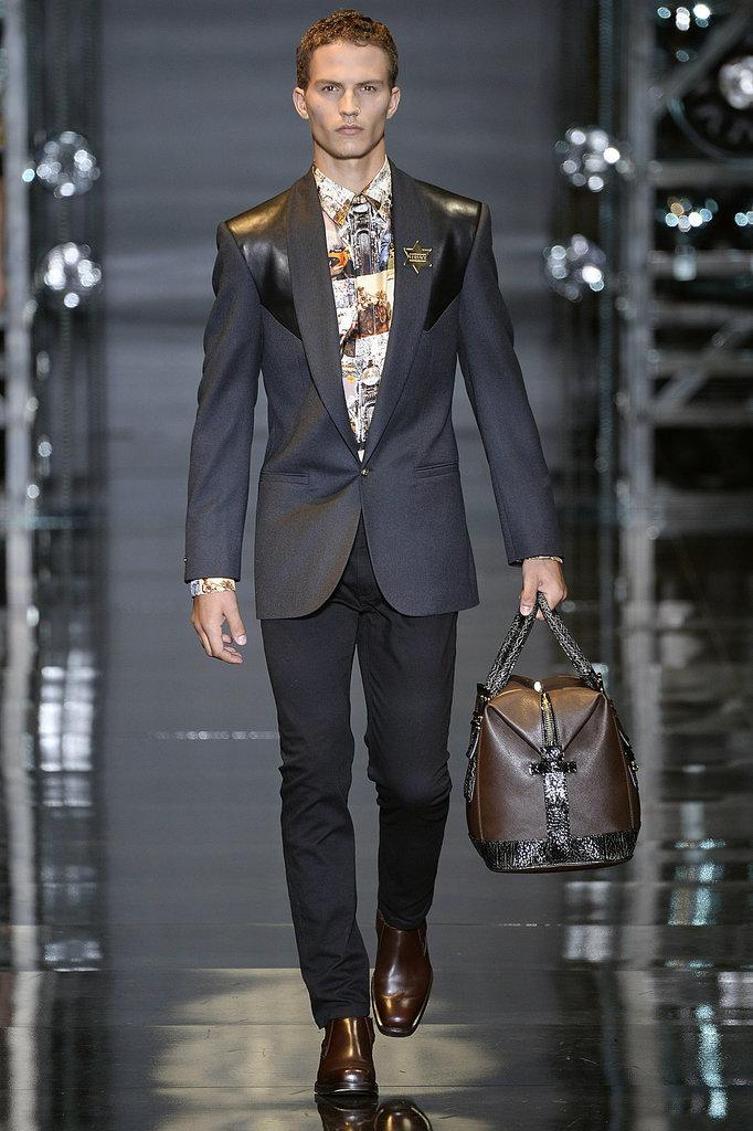Versace Men's Fall 2014