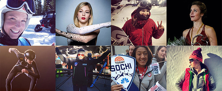 RT! The Winter Olympians You Should Follow Now