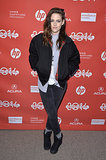 Kristen Stewart kicked off a big weekend with her Camp X-Ray premiere at the Sundance Film Festival in Park City, UT.
