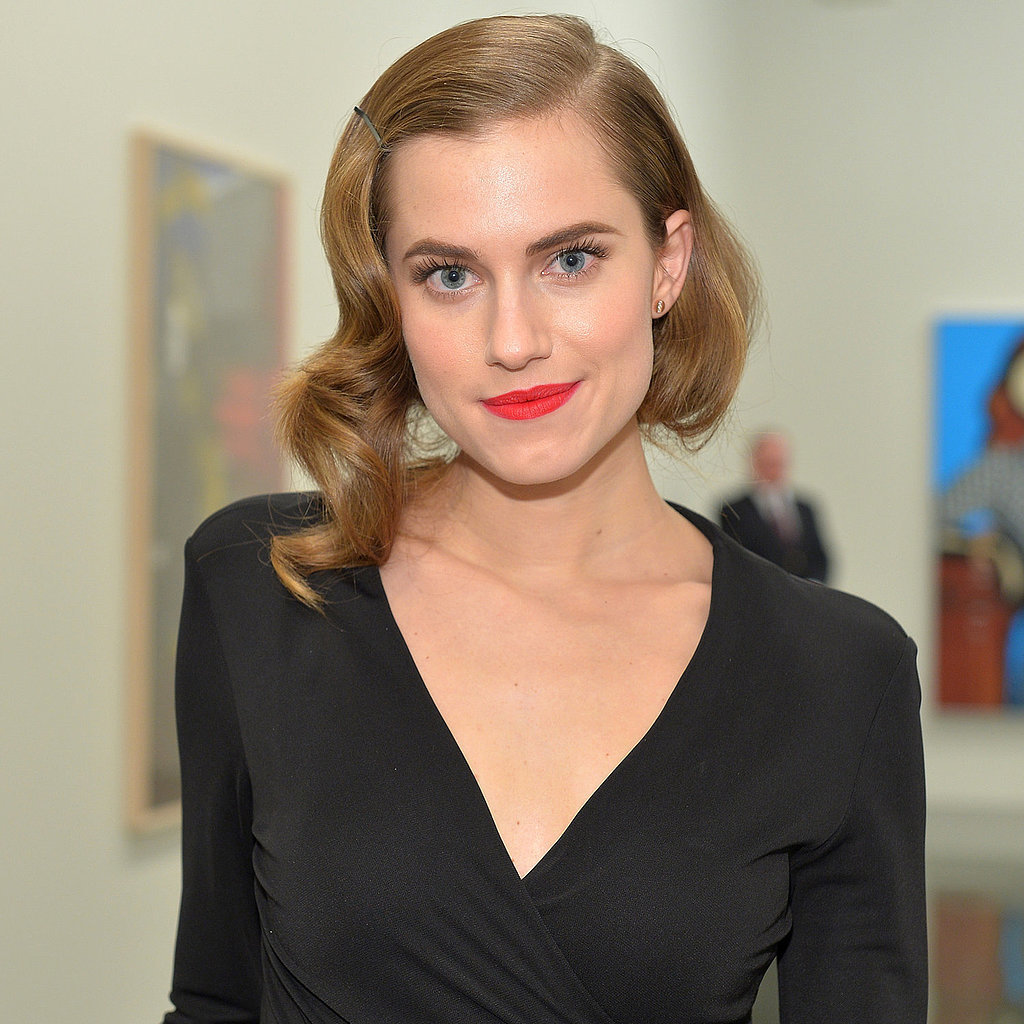 We were just beginning to think the Girls star was a one-style kind of girl when Allison Williams debuted this faux bob at a Diane von Furstenberg event this week. Our Facebook followers were pleasantly surprised too.