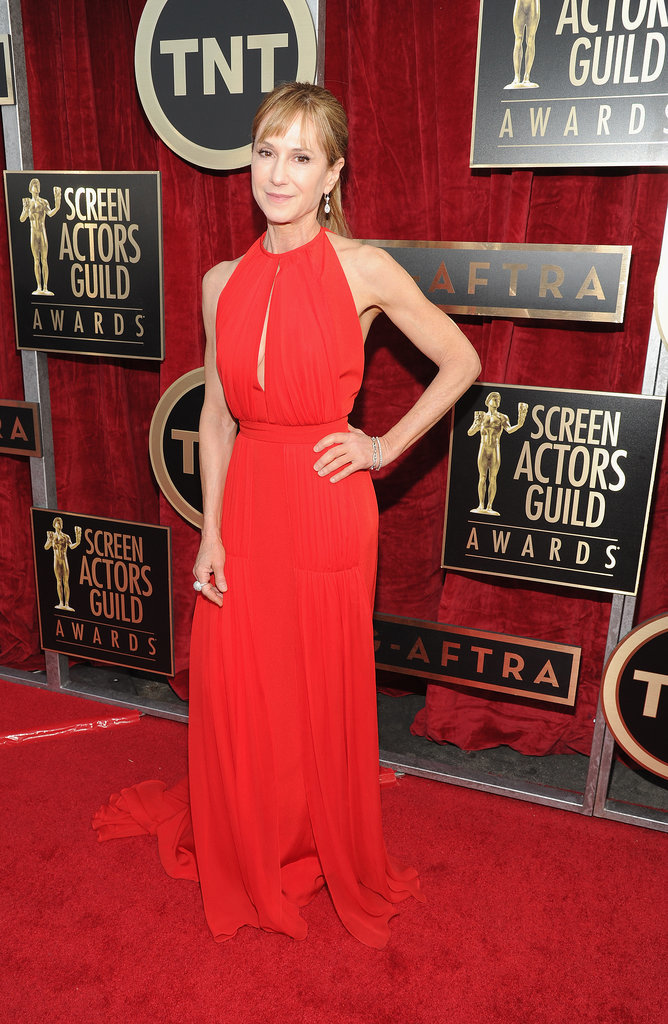 Holly Hunter at the SAG Awards 2014