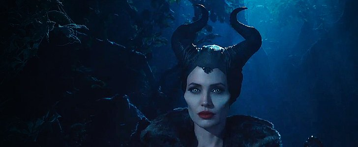 Angelina Jolie Pulls Off Beautiful/Scary in Maleficent
