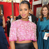Kerry Washington's Crop Top at SAG Awards 2014