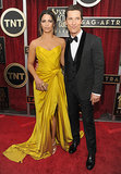 Matthew McConaughey and Camila Alves continued their reign as the hottest couple on the red carpet.
