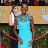 Lupita Nyong'o's Dress at SAG Awards 2014