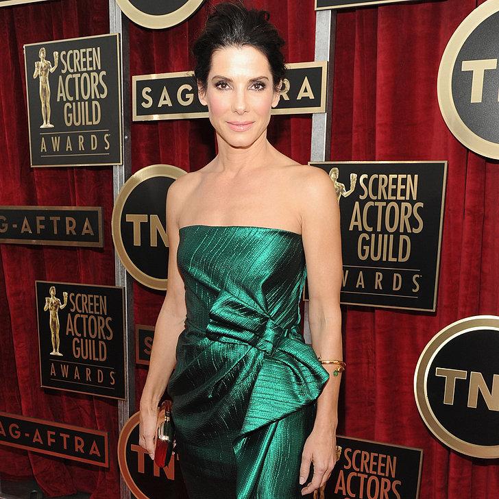 Sandra Bullock's Dress at SAG Awards 2014