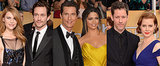 Couples Show Sweet PDA at the SAG Awards
