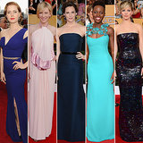 Best Dressed Celebrities At 2014 SAG Awards: Lupita Nyong'o