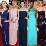Best Dressed at SAG Awards 2014