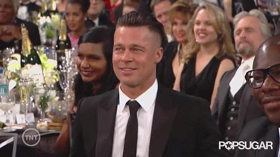 Brad Pitt's Reaction When Lupita Said Her Dad Didn't Know of Him