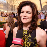 Betsy Brandt Breaking Bad Interview at SAG Awards (Video)