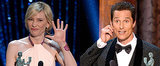 Cate Blanchett Calls Out Matthew McConaughey at the SAGs