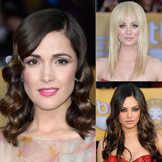 20 Years of SAG Awards Beauty Hits and Misses