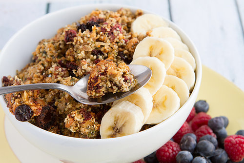 Grain-free Berry Granola