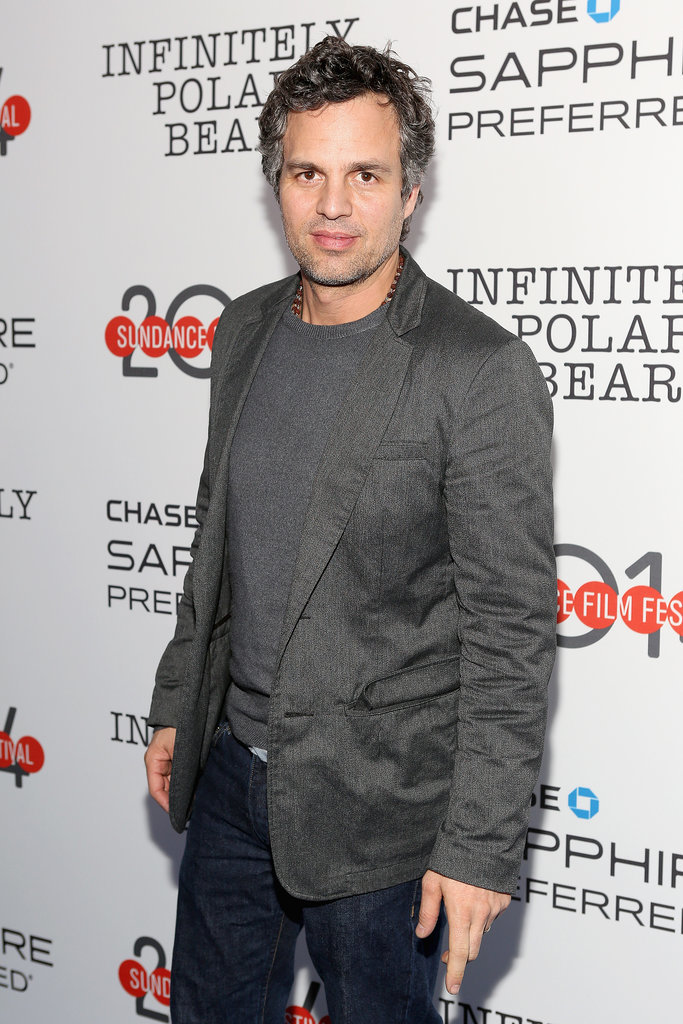 Mark Ruffalo attended the premiere of Infinitely Polar Bear on Sunday.