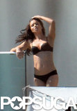 Hello, Abs! Adriana Lima Gives a Lingerie Lesson