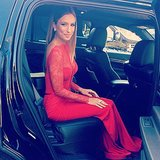 Celebrity Fashion & Beauty Instagrams At 2014 SAG Awards