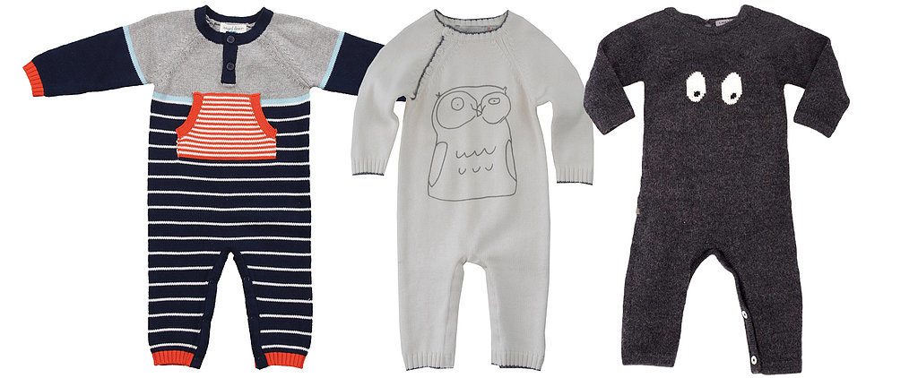 8 Snuggly Sweater Outfits Made For Baby Boys