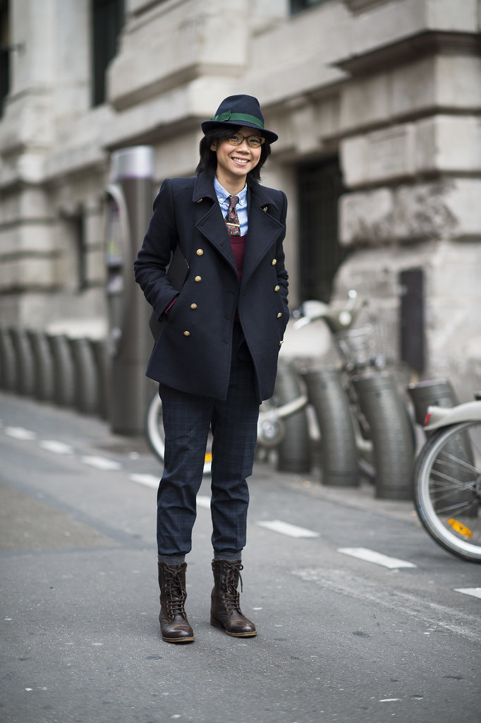 Total tomboy, totally chic.  Source: Le 21ème | Adam Katz Sinding
